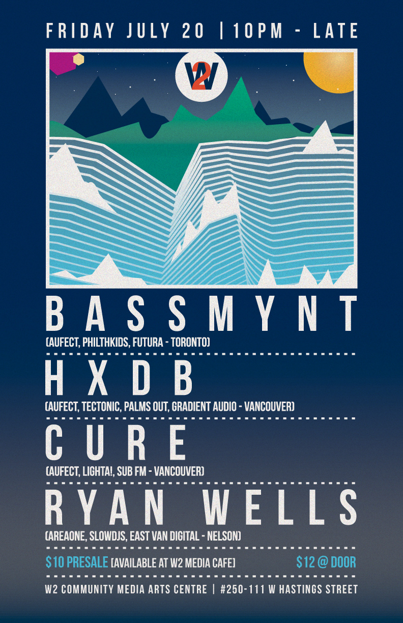 Aufect Presents & W2 Summer nights bring you BASSMYNT