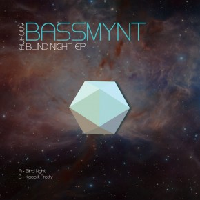Bassmynt Blind Night EP AUF009