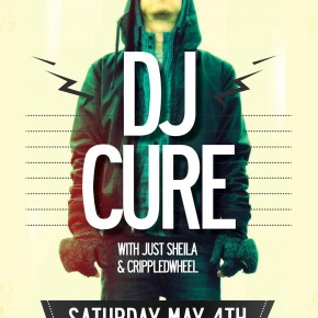 DJ Cure in Squamish BC - May 4th