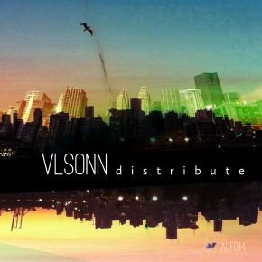 VLSONN - Distribute EP featuring remixes by Hesk, Thomas White & Cure - Out Now!