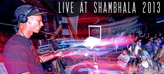 DJ CURE Live At Shambhala 2013